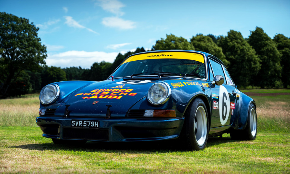 Porsche 911 3.8 Carrera RSR