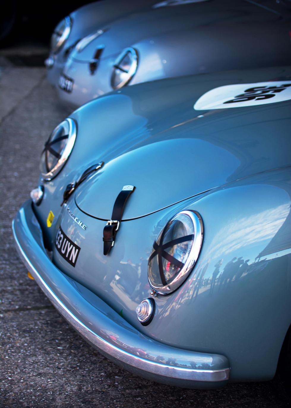 Simon Bowrey & Robert Barrie's 1953 Porsche 356