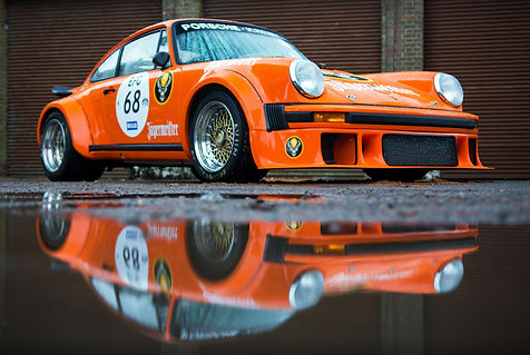 1976 Porsche 934 RSR Turbo Group 4 at th