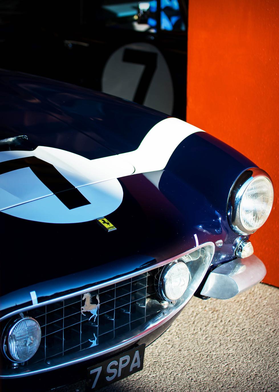 Ross Brawn's 1960 Rob Walker Ferrari 250 GT SWB