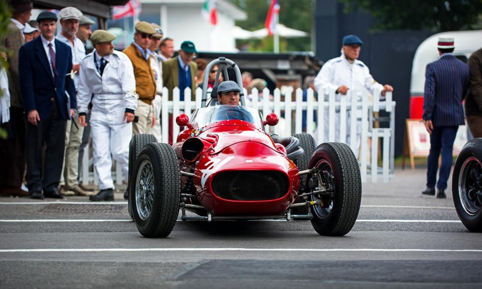 Tony Wood's 1959 Tecnica Meccanica Maserati