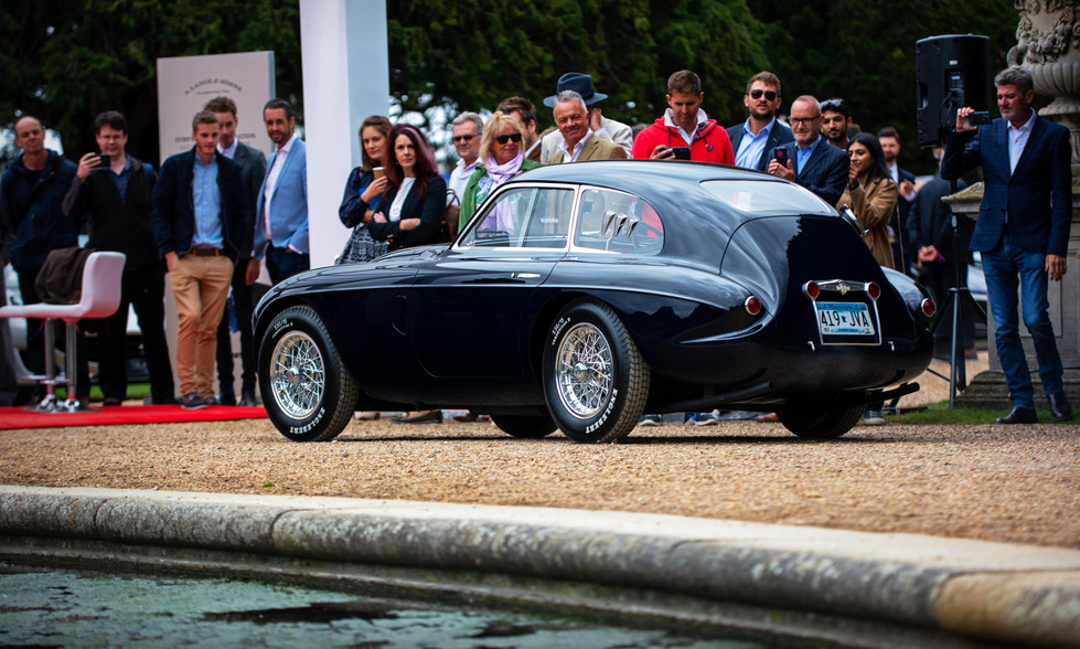 1951 Ferrari 212 Export Berlinetta