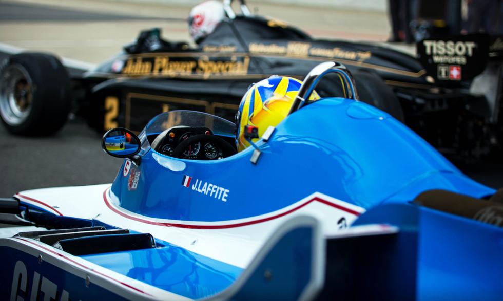 Matteo Ferrer-Aza's 1979 Ligier F1