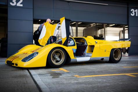 1970 Ferrari 512M - 2017 Silverstone Cla