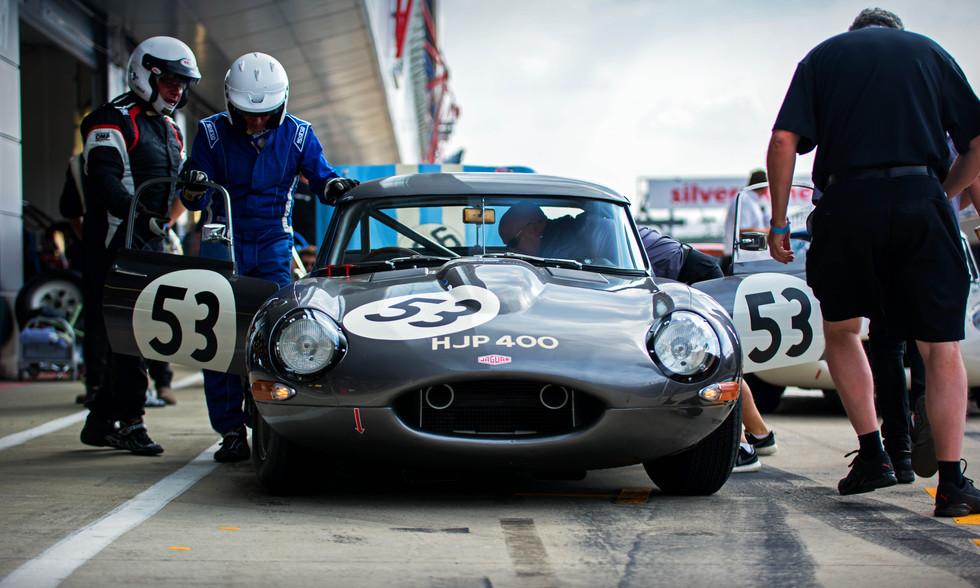 John & Gary Pearson's 1963 Jaguar E-Type