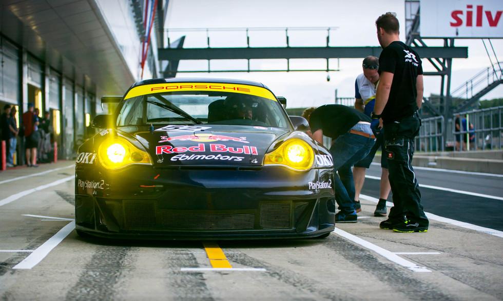 Stefan Jocher's 2004 Porsche 996 GT3 RSR