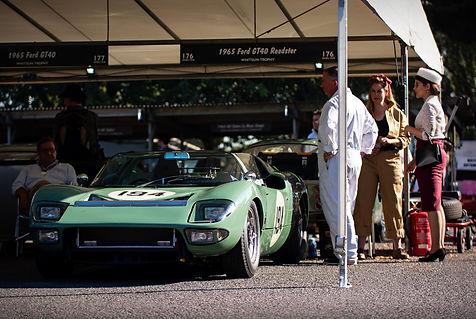 Rui & Pedro Macado Silva's 1965 Ford GT4