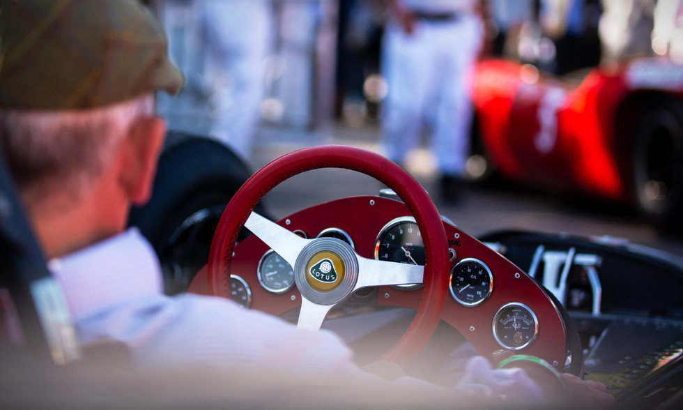 1962 Lotus-Climax 25