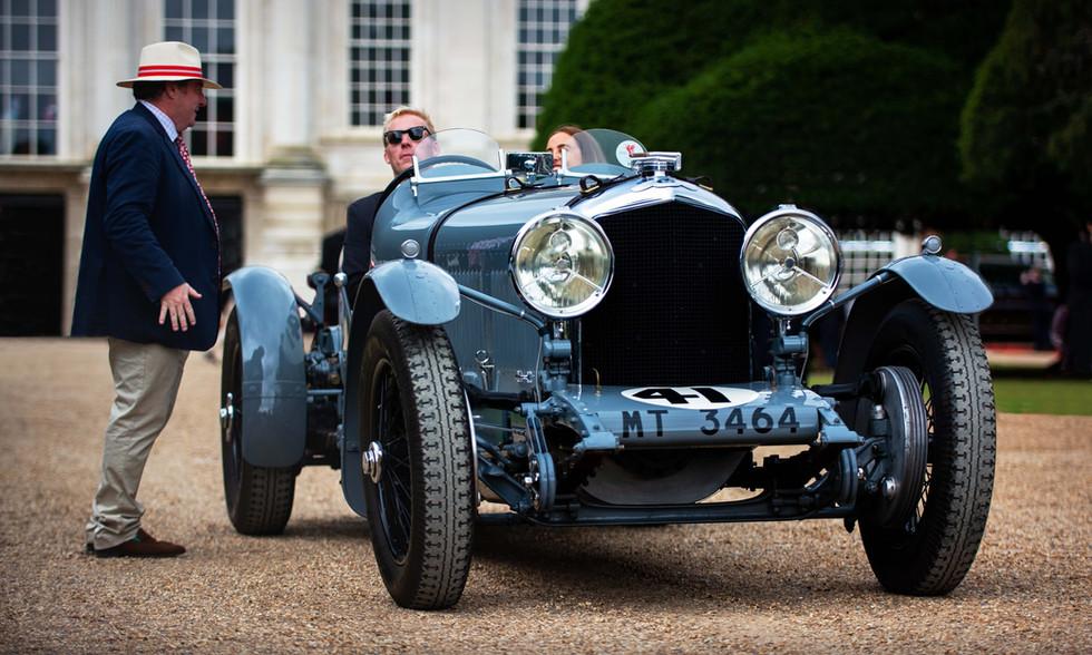 Bruce McCaw's 1929 Bentley Speed Six 'Old No.1'