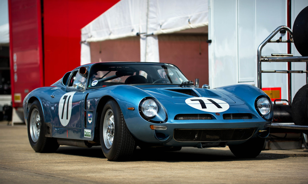 Roger Wills' 1965 Bizzarrini 5300 GT