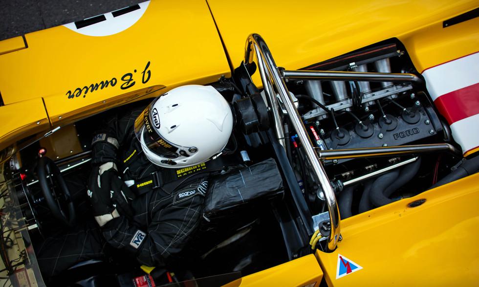 Graham Adelman's 1970 Lola T210
