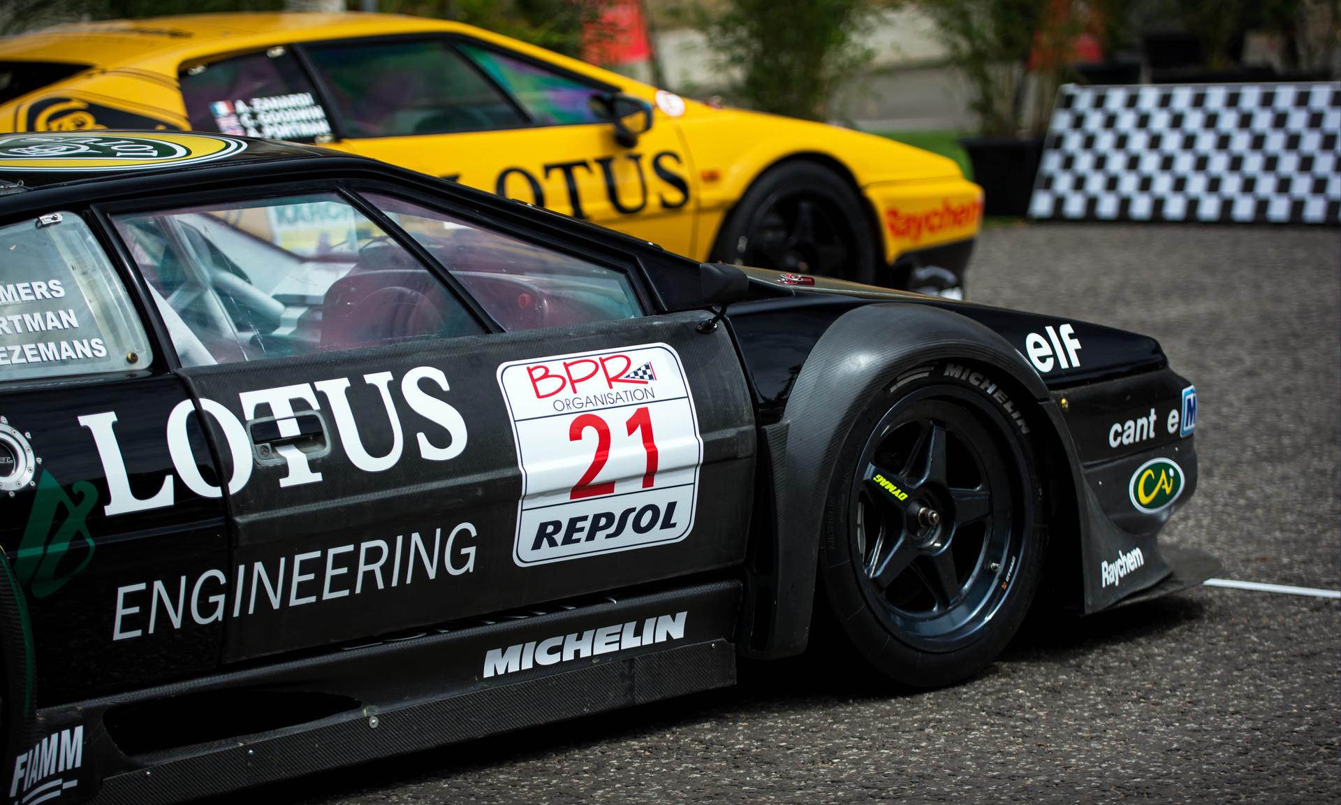 Lotus Esprit GT1s