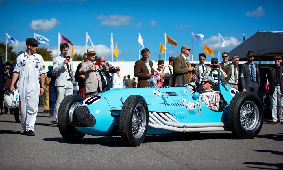 Luc Brandts' 1948 Talbot-Lago Type 26C