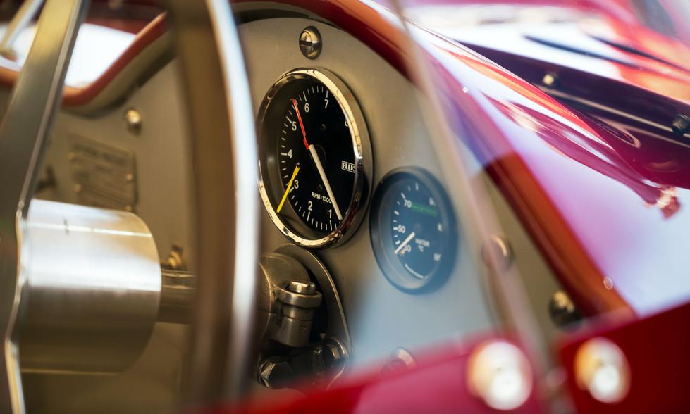 Richard Wilson's 1957 Maserati 250S