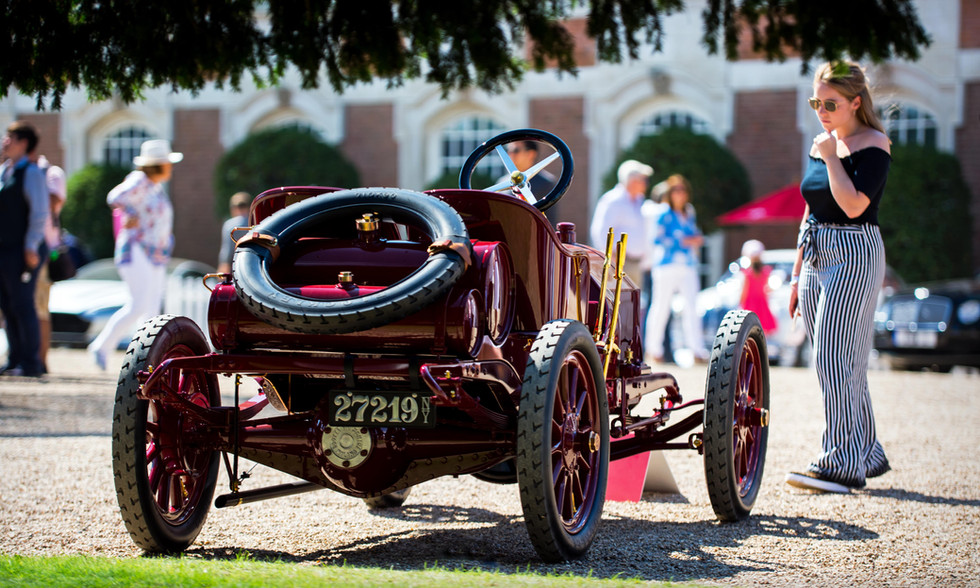1909 Isotta Fraschini FENC Tipo A