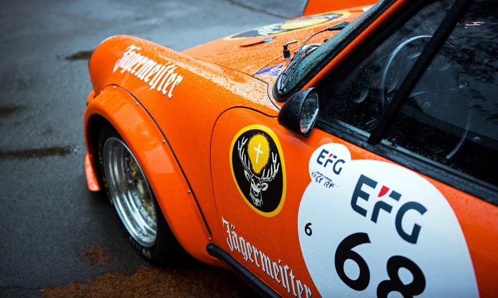 1976 Porsche 934 RSR Turbo Group 4