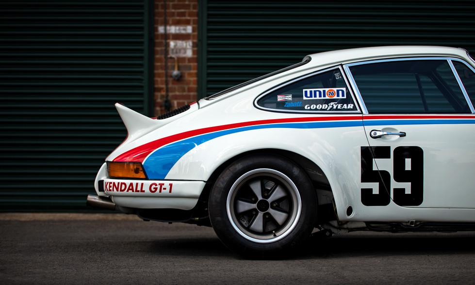 1973 Brumos Porsche 911 Carrera RSR