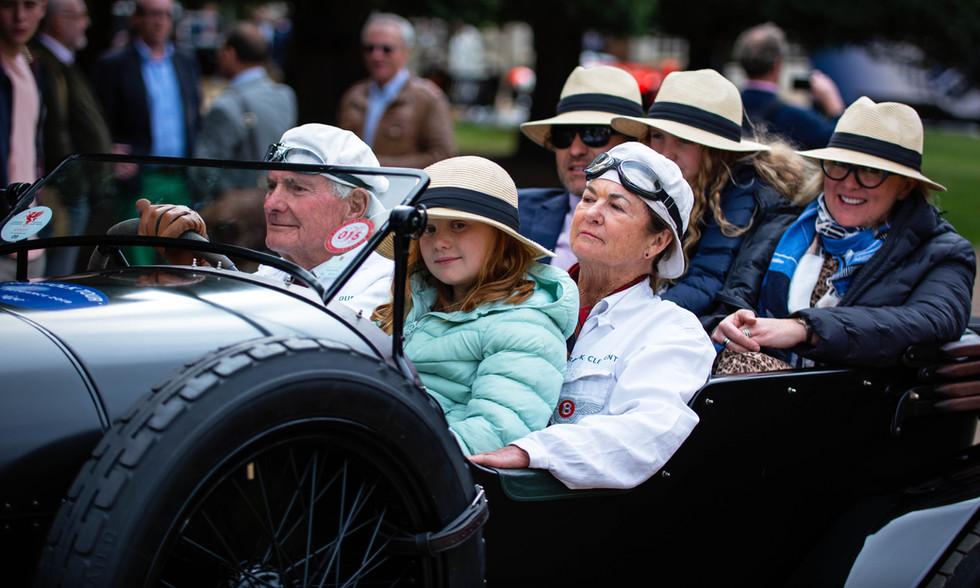 Peter & Robin Briggs' 1920 Bentley 3-Litre