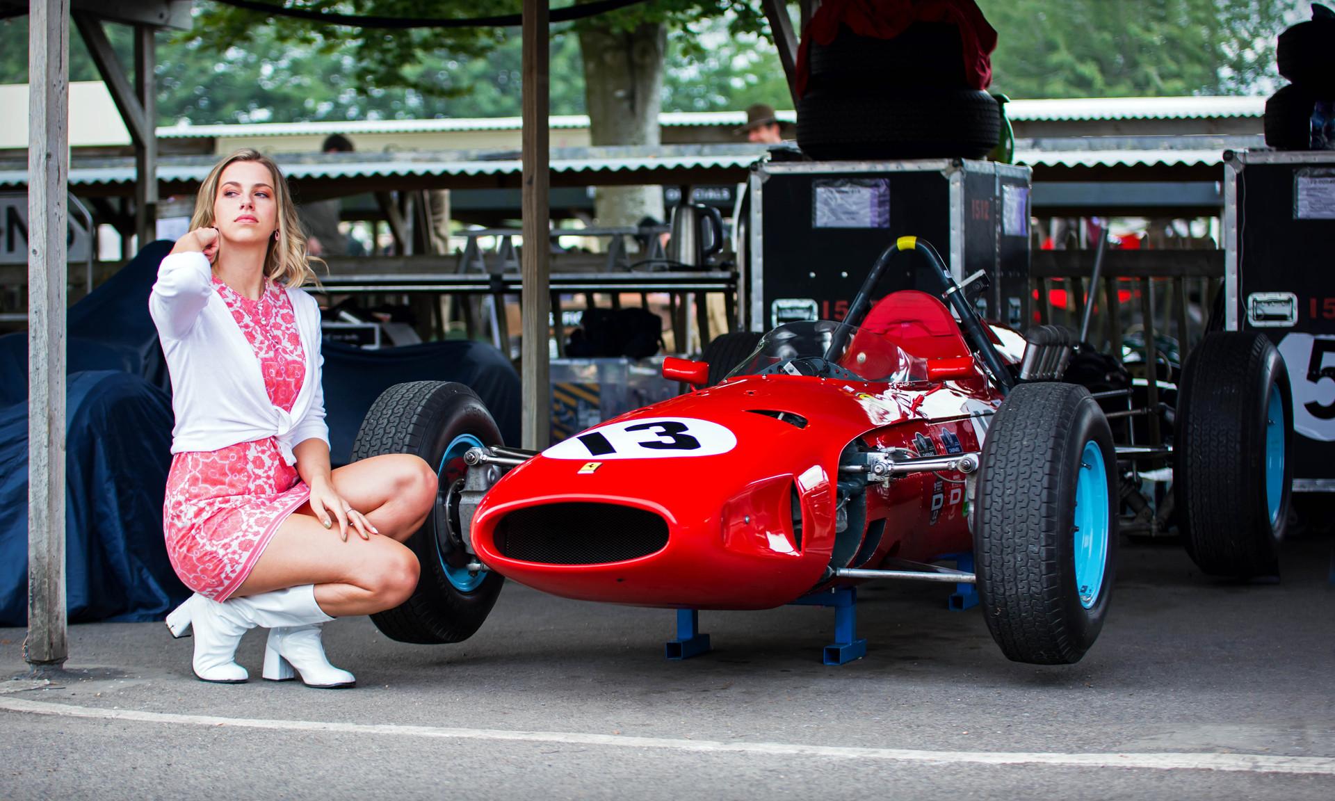 Lawrence Auriana & Joe Calasacco's 1965 Ferrari 1512