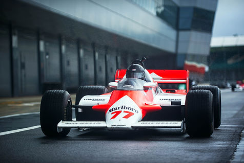 Steve Hartley's 1982 Marlboro Mclaren MP