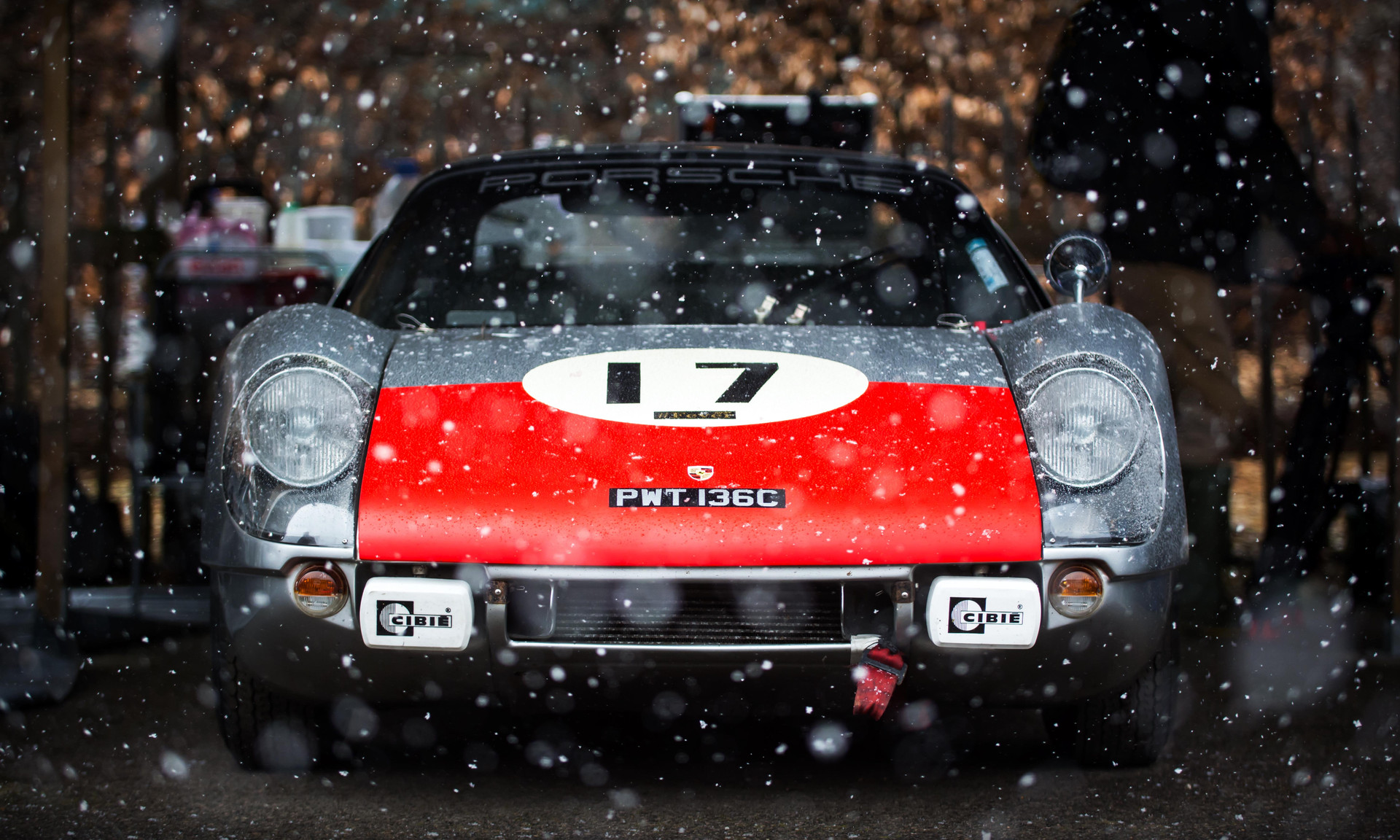 Rudolph. David Clark's 1965 Porsche 904 Carrera GTS at the Goodwood 76MM