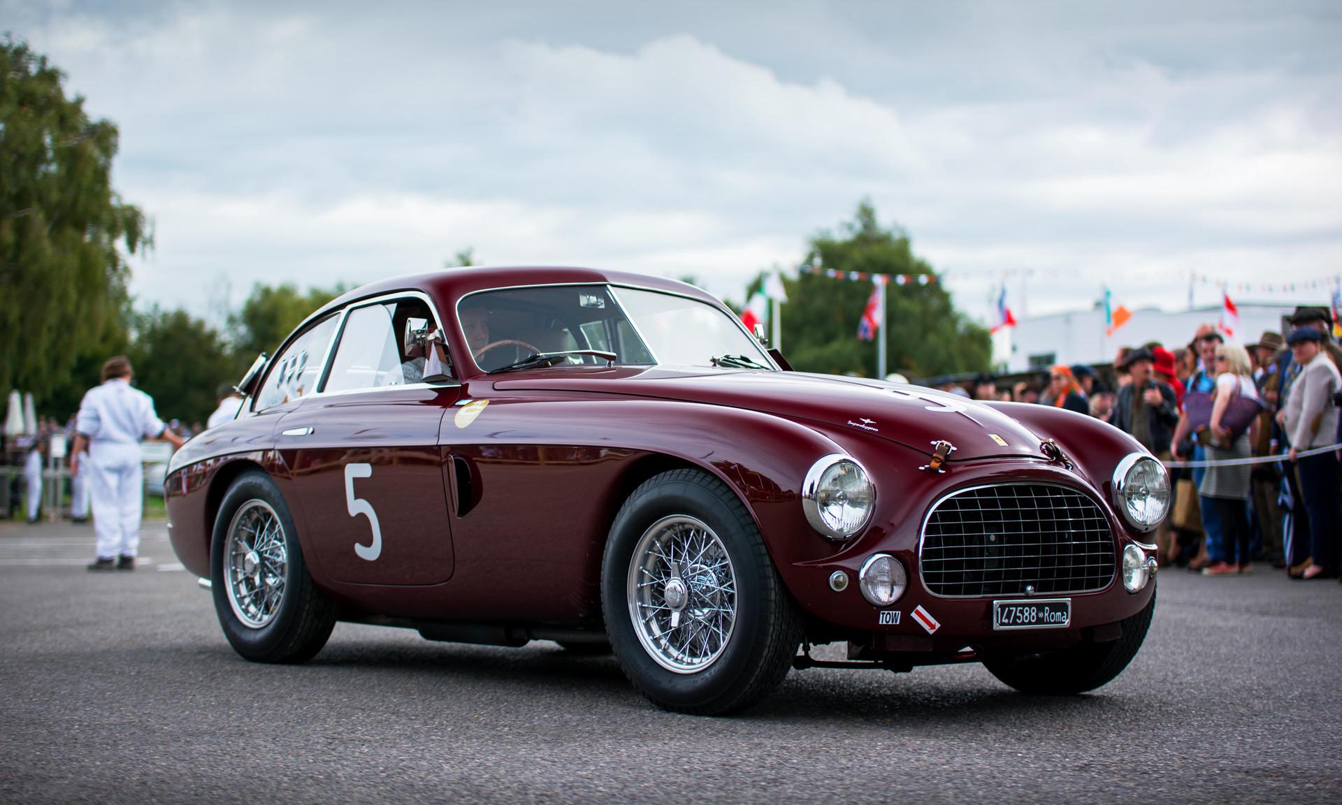 Martin Halusa's 1951 Ferrari 212 Export