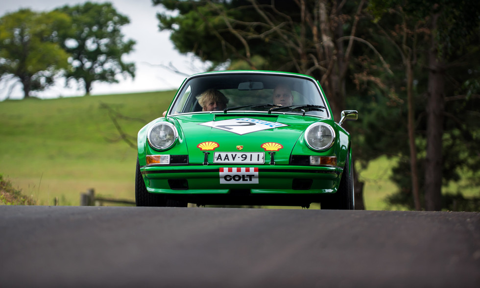 1972 Porsche 911 2.5 ST
