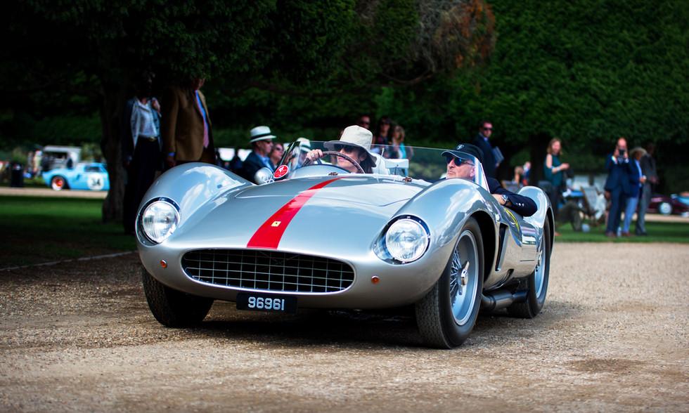 1957 Ferrari 500 TRC Testa Rossa Spider