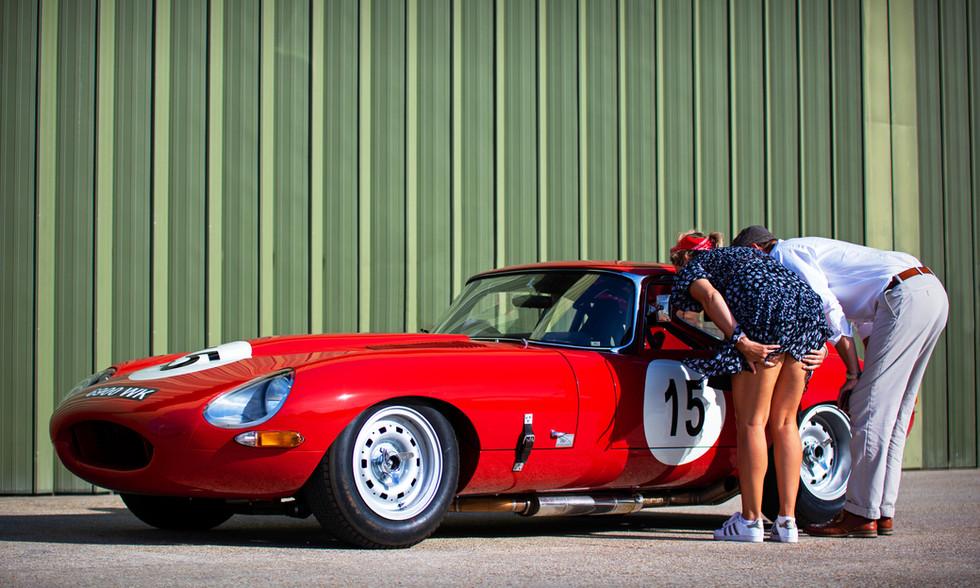 1961 Jaguar E-type FHC
