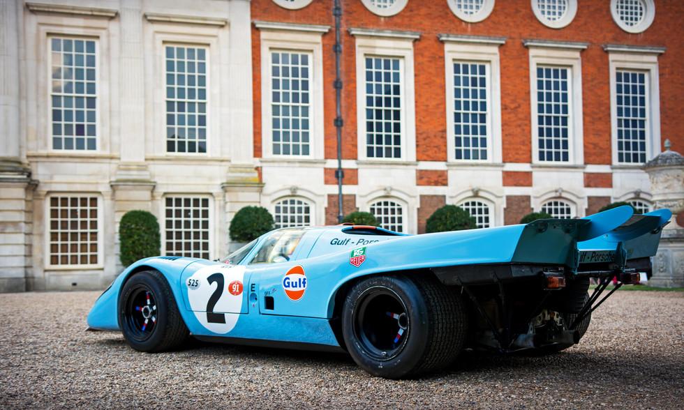 1969 Gulf Porsche 917K No. 013