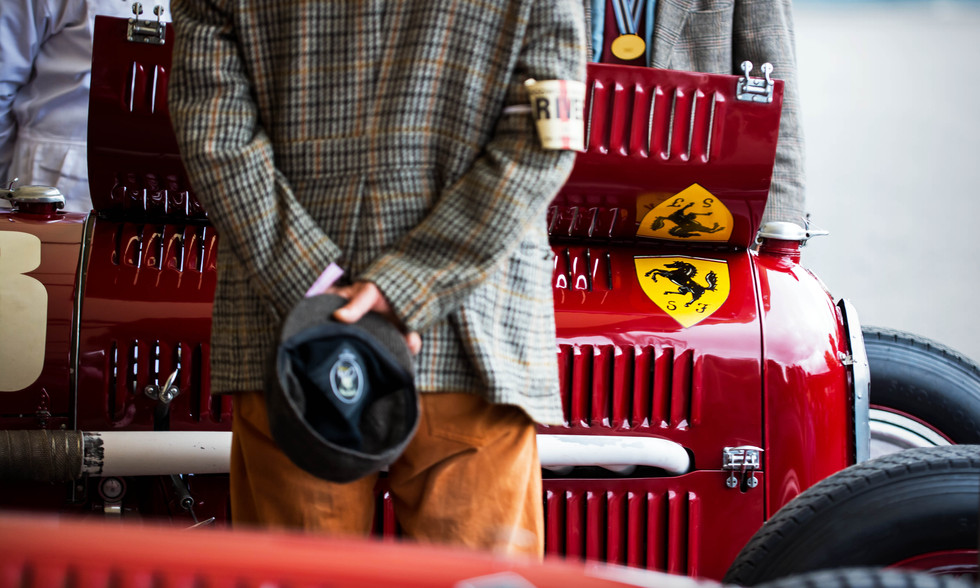 1932 Alfa Romeo Tipo B