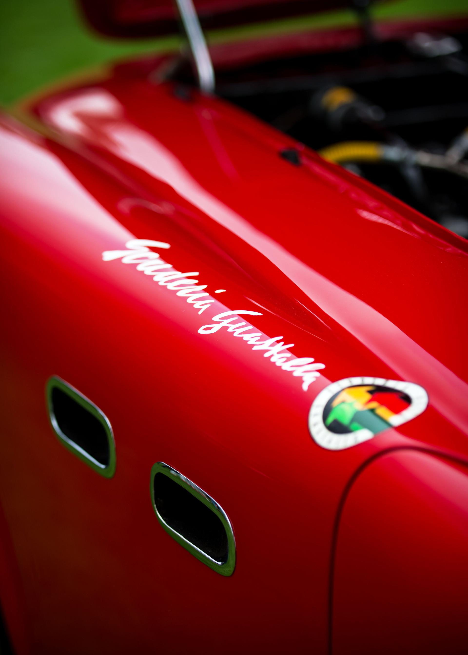 1952 Ferrari 212 225 Vignale Inter Berli