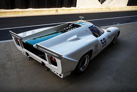 Ex Sydney Taylor 1969 Lola T70 Mk3B at t