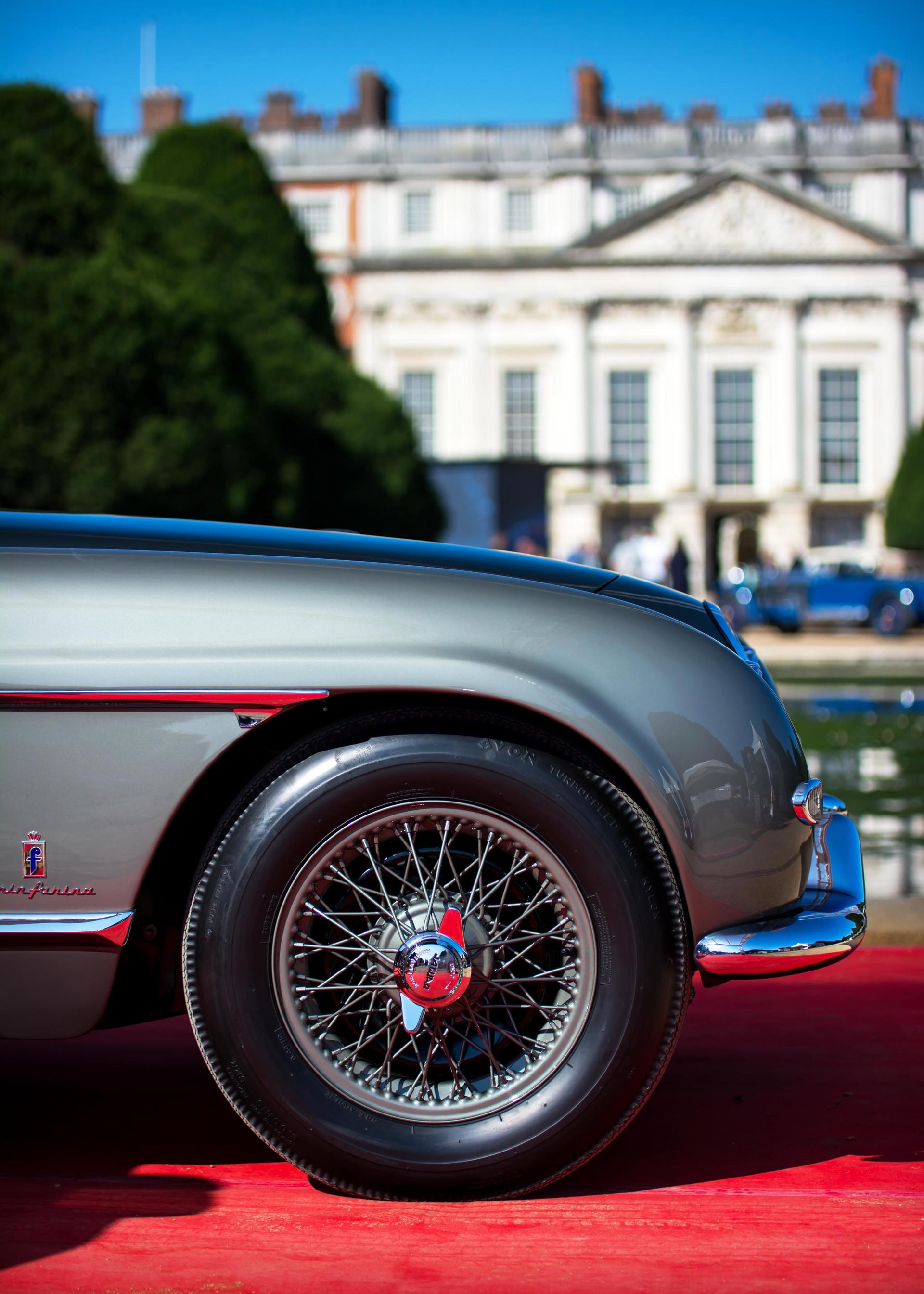 1954 Jaguar XK120 Pininfarina Coupe