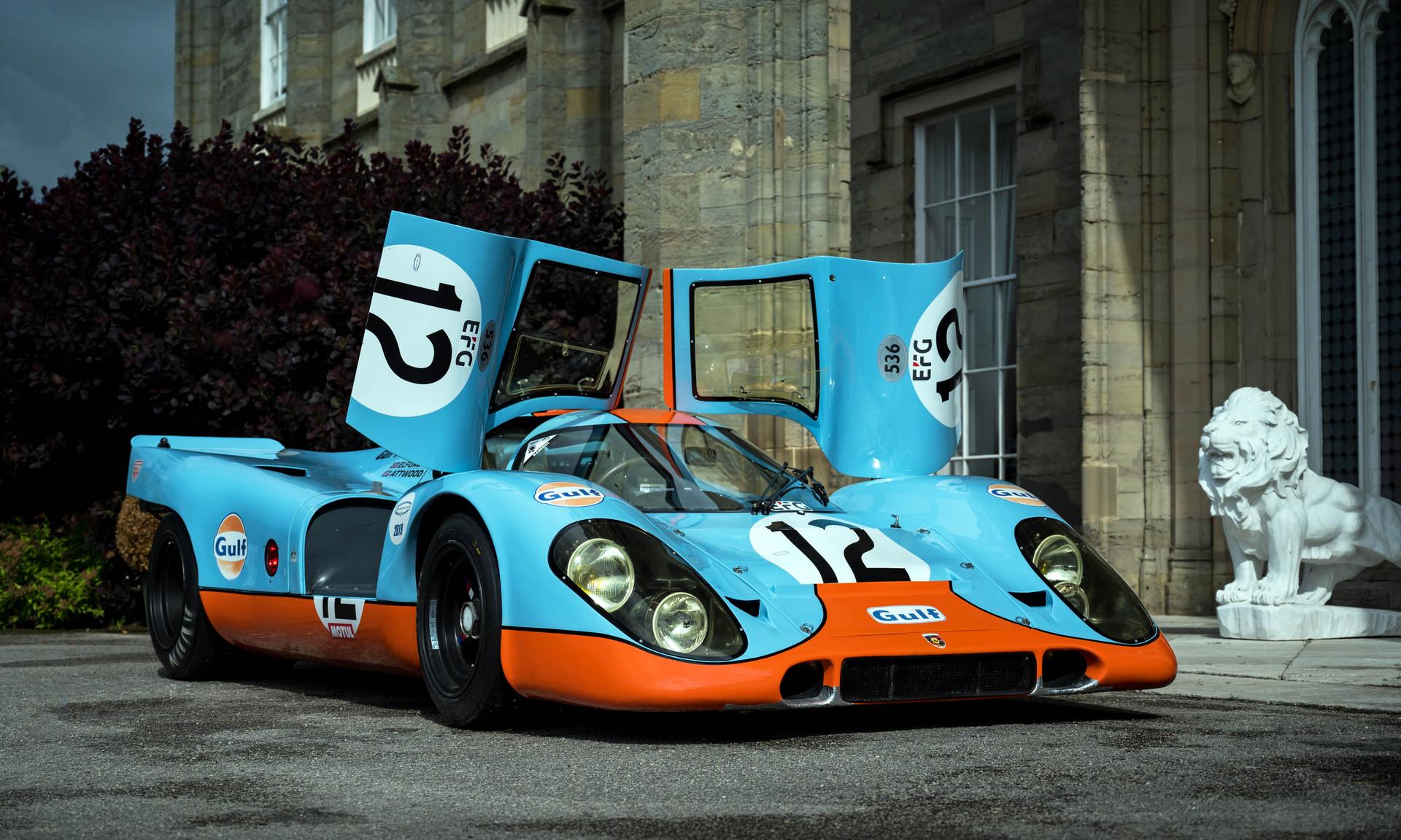1969 Gulf Racing Porsche 917