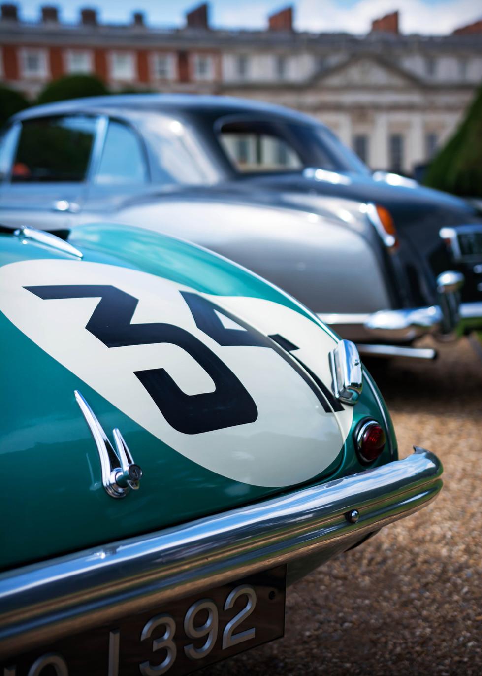 1953 Austin Healey 100 Special Test Car