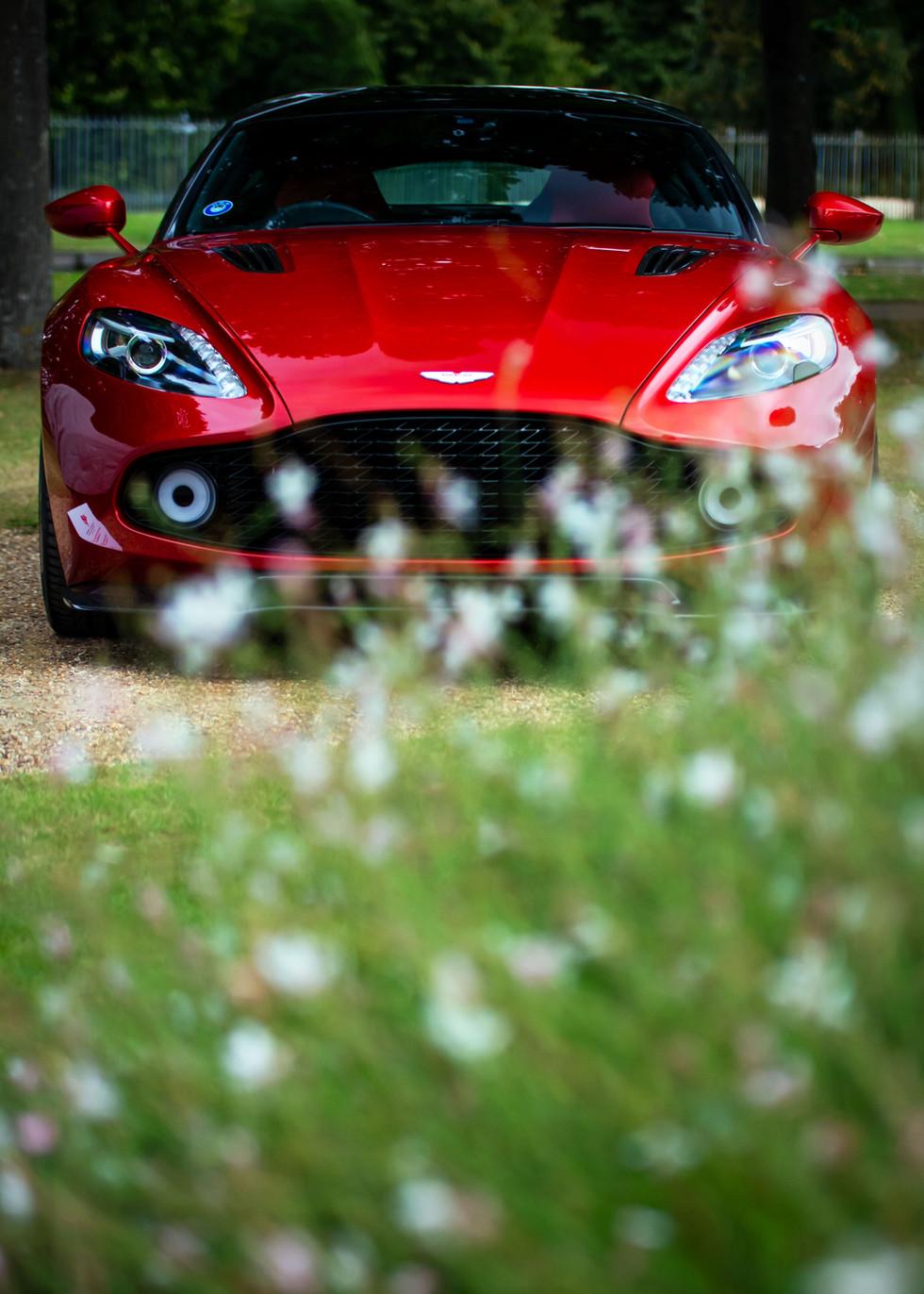 2017 Aston Martin Vanquish Zagato Shooting Brake