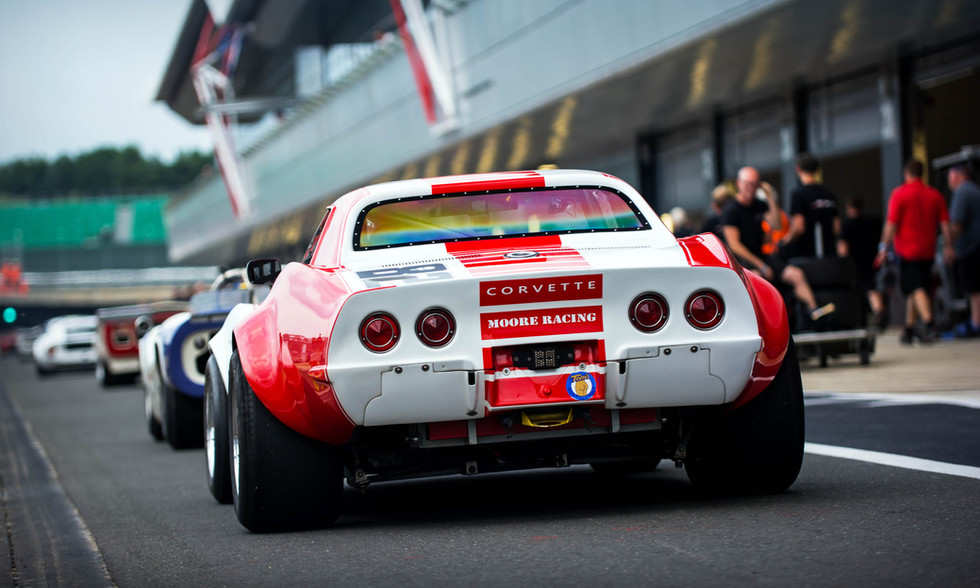 Peter Hallford & Peter Klutt's 1968 Chevrolet Corvette