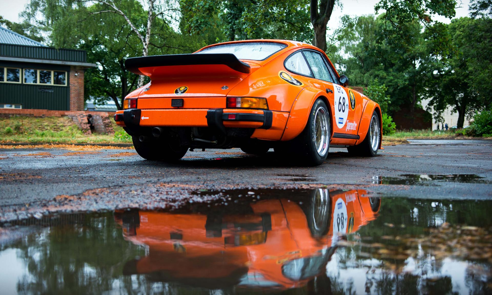 1976 Porsche 934 RSR Turbo Group 4