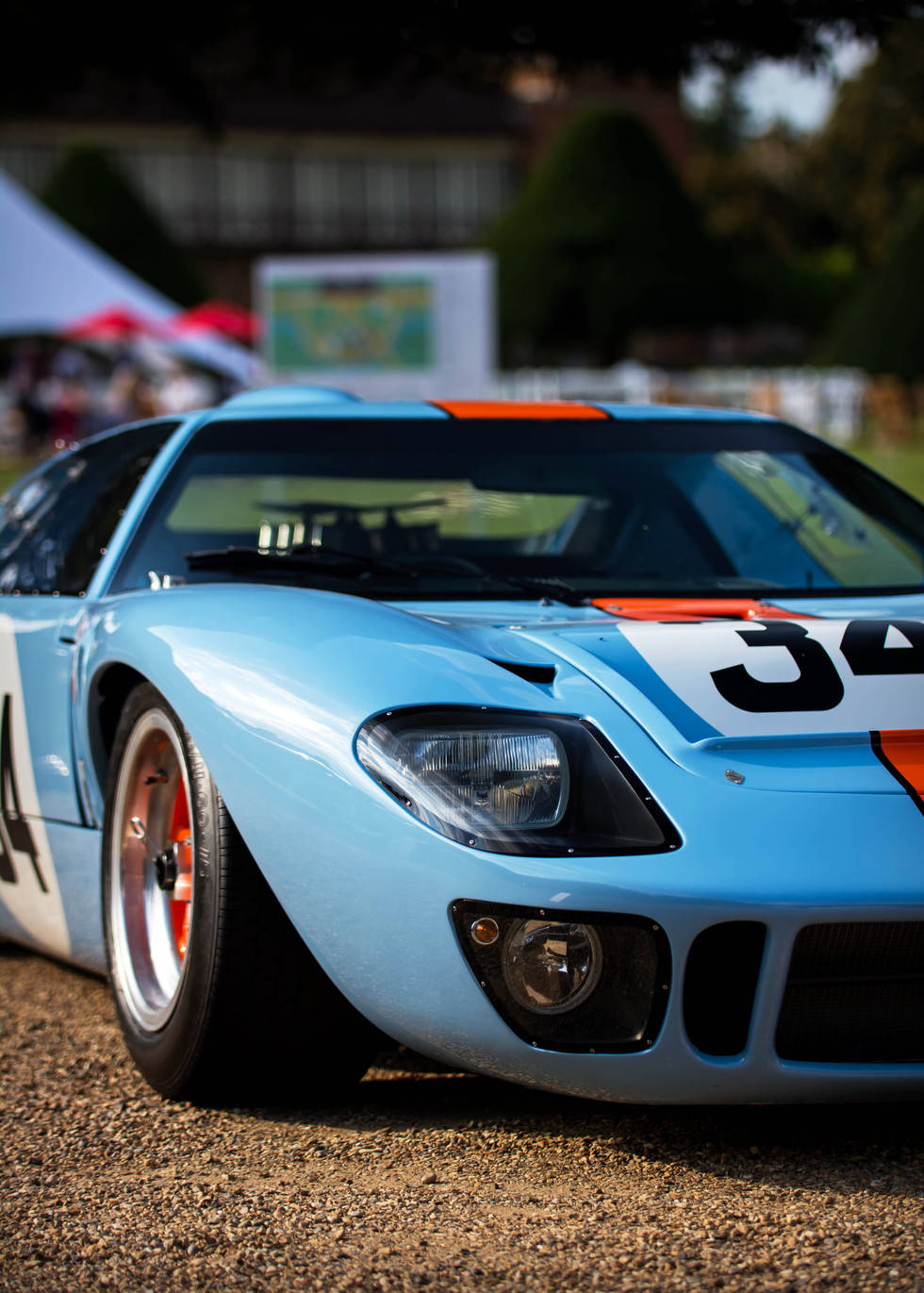 1968 Gulf Racing Ford GT40 P1004