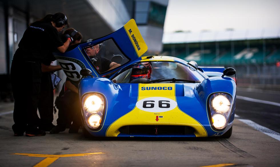 Mike Donovan's 1969 Lola T70 Mk3B