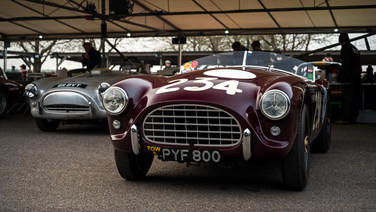 ac ace bristol at the goodwood 77mm