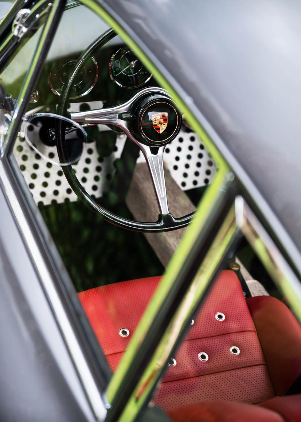 1964 Porsche 356 SC Outlaw