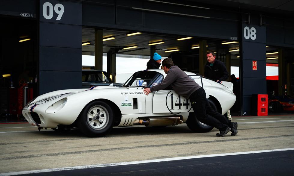 1965 Shelby Daytona Cobra
