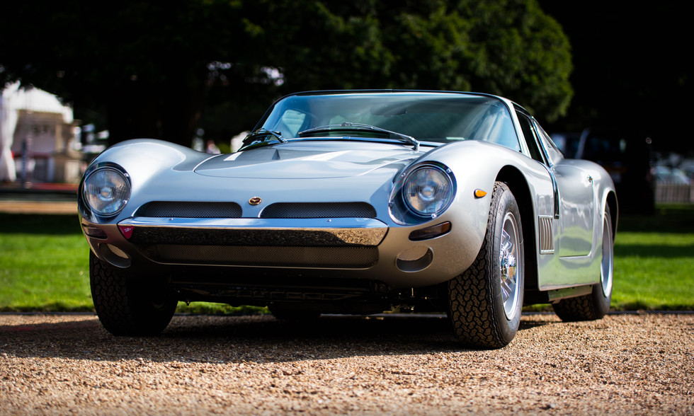 Guy Berryman's 1967 Bizzarrini 5300 GT