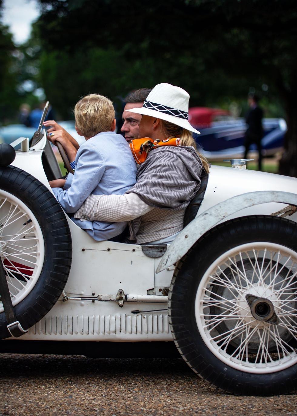 Christoph Zeiss' 1928 Bugatti Type 37A