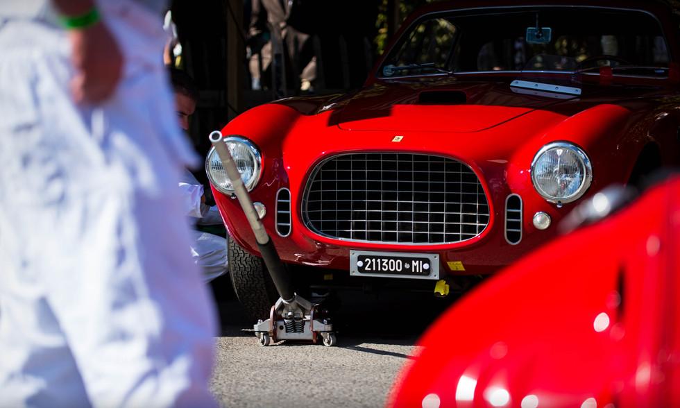 Tony Best's 1952 Ferrari 212/225 Inter Vignale