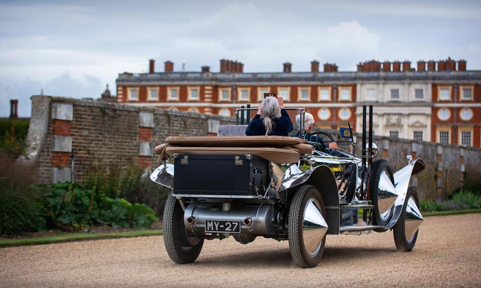 John Fasal's 1919 Rolls Royce Silver Ghost