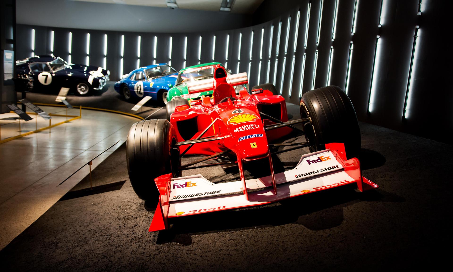 Ferrari F2000 F1