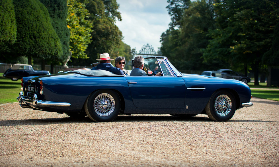 1965 Aston Martin DB5 Volante